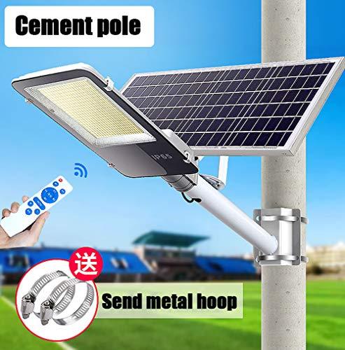 LAMP-XUE solar-straatverlichting voor buiten, zonnelamp, industrieel licht, waterdicht zonnepaneel, afstandsbediening, 650 W, 850 W, 1000 W, LED-straatlamp voor tuinen, wegen