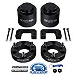 Supreme Suspensions - Lift Kit for 2007-2020 Chevy Tahoe [2WD + 4WD] 3.5' Front Lift [Upper + Lower Strut Spacers] + 3' Rear Lift [Spring Spacers] Leveling Pro Kit (Parent)
