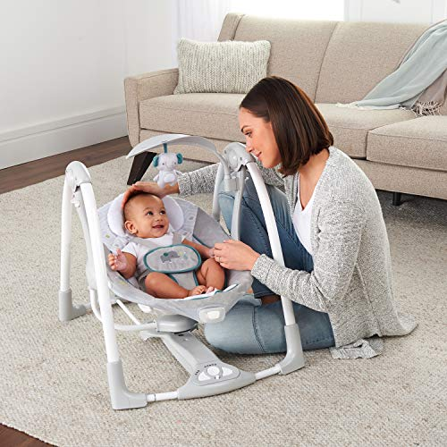 51gLcdQ aRL The Best Ingenuity Baby Swings for 2021 [Compared & Review]