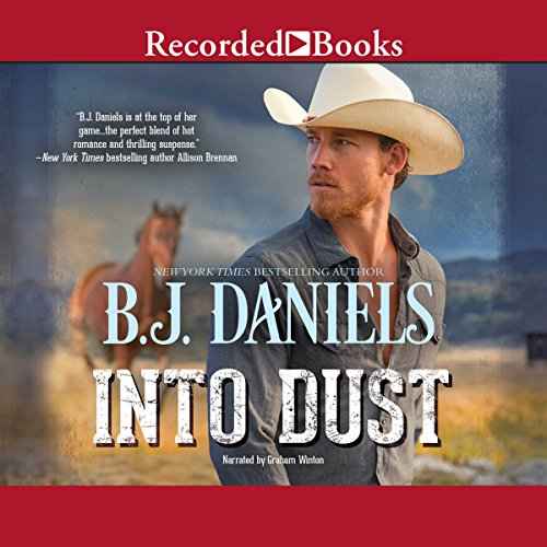 Into Dust audiobook cover art