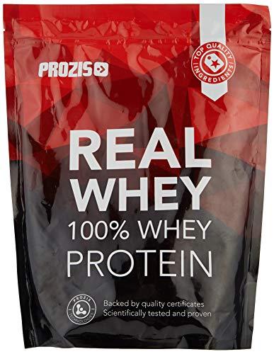 Prozis 100% Real Whey Proteine in Polvere, Cioccolato Fondente - 1000 g