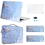 MOSISO Compatible with MacBook Air 13 inch Case 2020 2019 2018 Release A2337 M1 A2179 A1932...