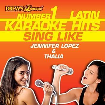 Drew's Famous #1 Latin Karaoke Hits: Sing Like Jennifer Lopez & Thalia