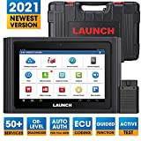 LAUNCH X431 PADIII ECU Programming Scan Tool 2021 Newest (Upgraded of X431 V+, X431 V PRO&PRO3S+) 50+ Reset ECU Coding Variant Coding OE-Level Bi-Directional All System Diagnostic Tool, Free Update