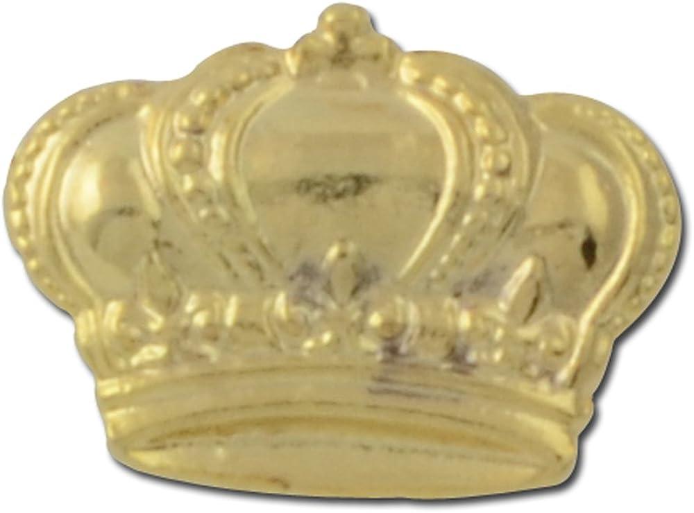 Crown Lapel Pin