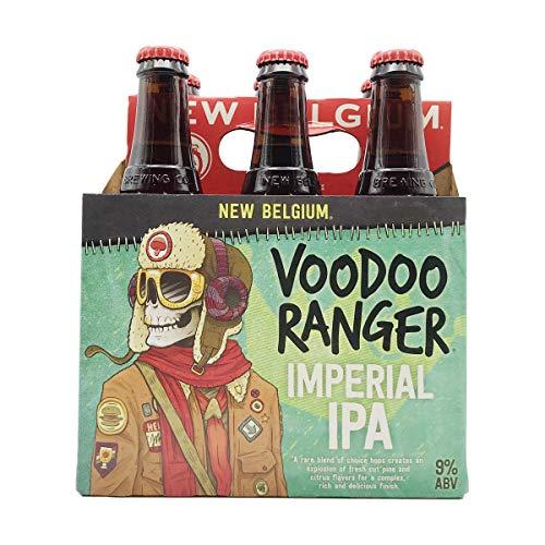 New Belgium Brewing, Voodoo Ranger Imperial IPA, 6pk, 12 Fl Oz Bottles, 9% ABV