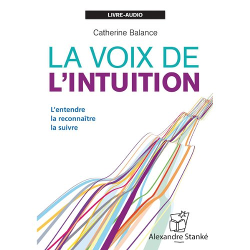 La voix de l'intuition audiobook cover art