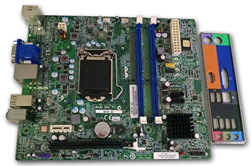 Sparepart: Acer Motherboard Kit, DB.GDP11.001