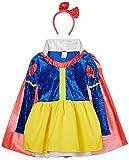 disfraz prime Disfraz Blancanieves Cuentos, Multicolor, estandar (limitsport 8421796108435)
