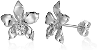 orchid earrings hawaii