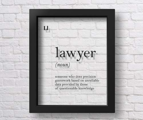 Marchak Lawyer poster