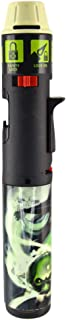 Designer Glow-in-The-Dark Turbo Blue Multi-Purpose Refillable Butane Torch Lighter Stick, Wind Proof - Wizard