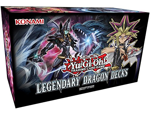 Yu-Gi-Oh. Legendary Dragon Barajas estándar [Plataforma independientemente]