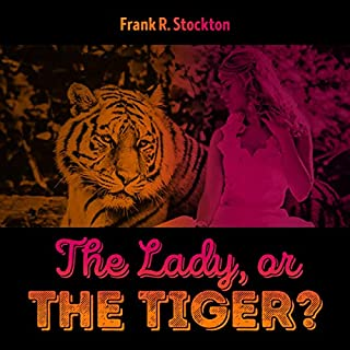The Lady, or the Tiger cover art