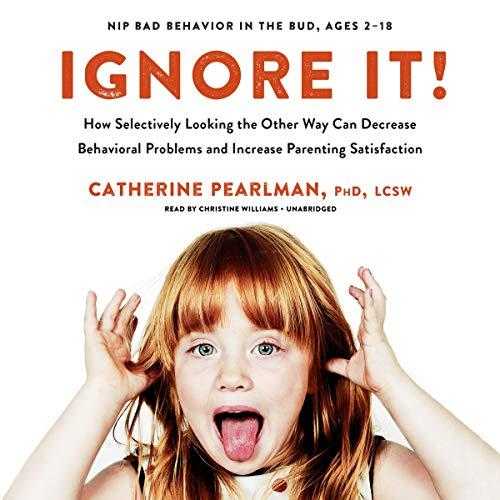 Ignore It! audiobook cover art