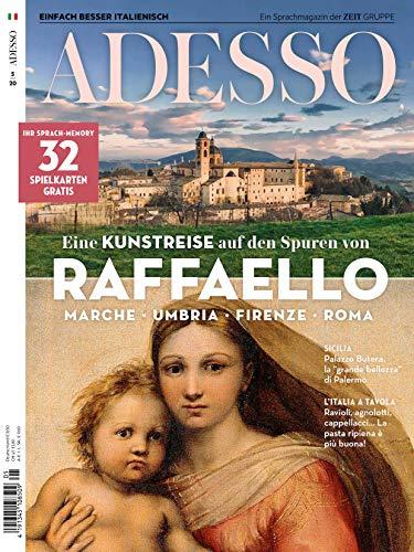 """Adesso - Italienisch lernen 5/2020 \""""Raffaello\"""""""