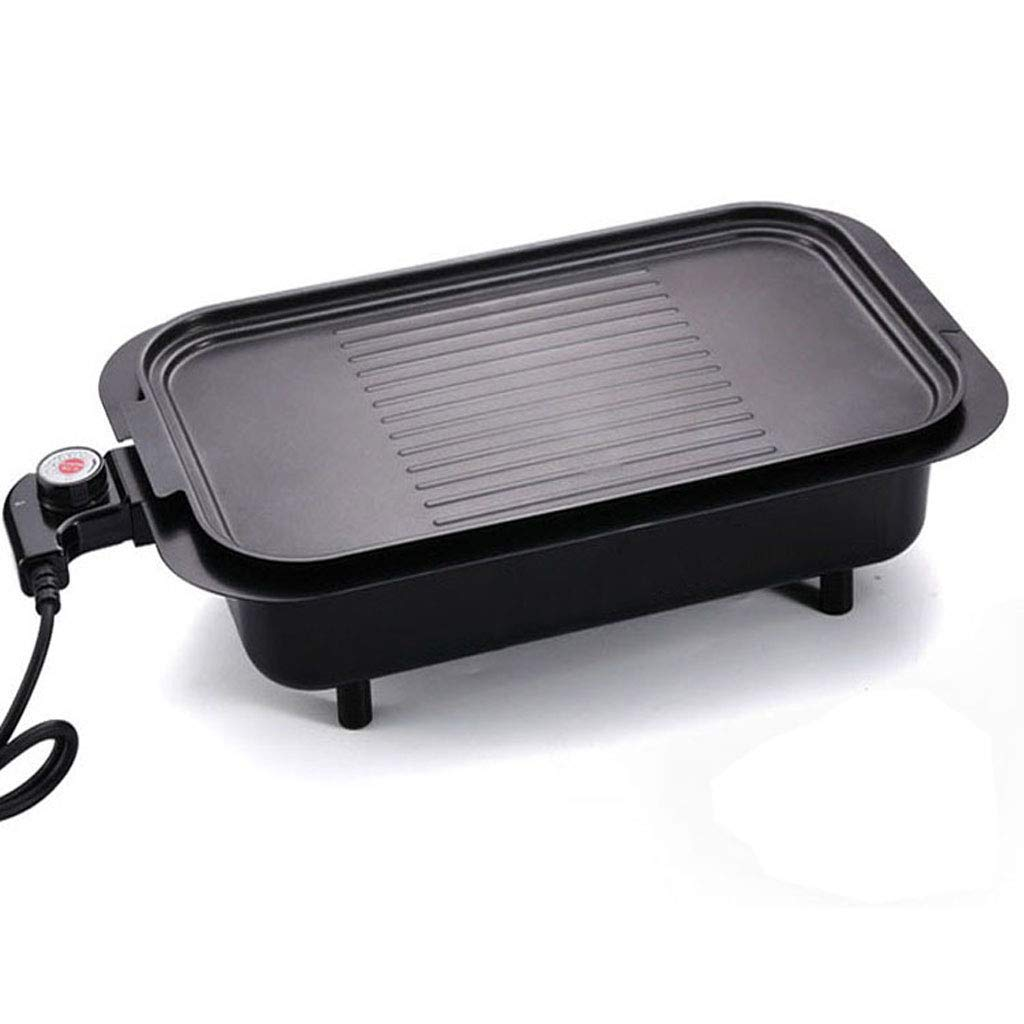 San Diego Mall ZJJ Barbecue Grill Multi-Purpose Electric Carbon NEW before selling