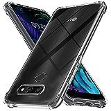 Ferilinso Hülle Kompatibel mit LG K50, Ultra [Slim Thin]