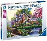 Ravensburger Puzzle 15184 - Romantisches Cottage - 1000 Teile -