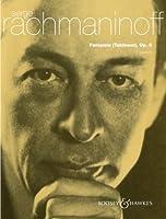 ラフマニノフ: 2台のピアノのための幻想曲(組曲 第1番) Op.5/ブージー & ホークス社