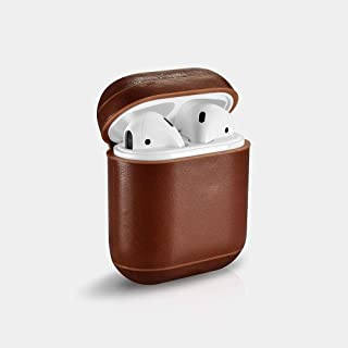 icarer Leather Brown Headphone & Headset Bags