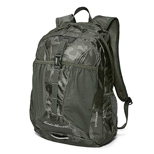 Eddie Bauer Unisex-Adult Stowaway Packable 30L Pack, Dk Smoke Regular ONESZE