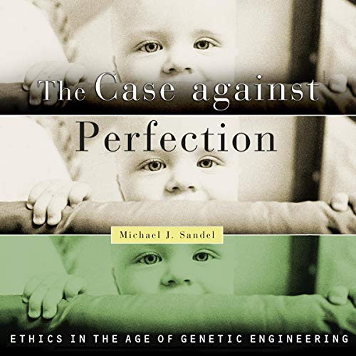 The Case Against Perfection audiobook cover art