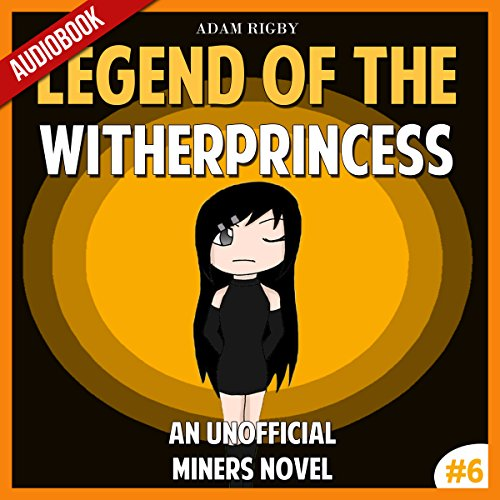 Couverture de Legend of the WitherPrincess