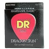 Dr S drag DSE de 9/46Dragon Skin Handmade Magic Cuerdas