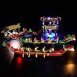 WXX Compatible con el Barco del dragón Chino USB Race Desarrollado Lego Kit de Iluminación LED, Ideal para niños y Adultos en Las Fiestas de Navidad (Excepto Building Blocks),Basic Models