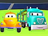 Charlotte the Car Carrier and Tom The Tow Truck
