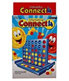 It can develop intelligence of kids, great for Children to improve hand& eye coordination and train thinking ability. A great travel board game, easy to carry, you can play with your friends anytime! Classic family board game, four in a row, line up ...