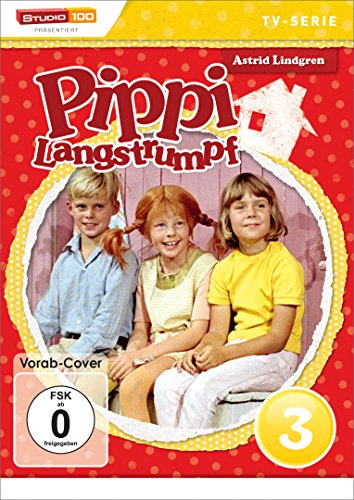 Pippi Langstrumpf - TV-Serie, Vol. 3