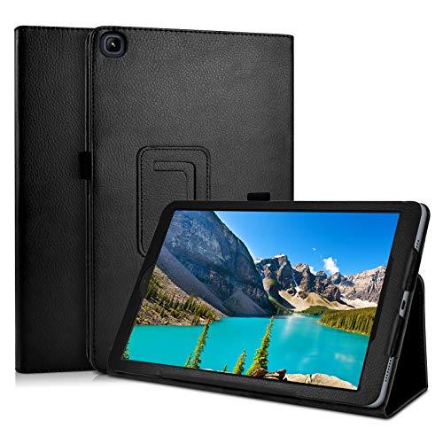 KATUMO Funda para Samsung Galaxy Tab A 10.1 2019 Book Cover con Pen Holder SM-T510/SM-T515 Carcasa