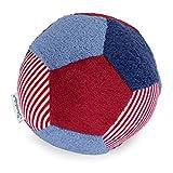 Sterntaler Balle, Âge : Dès la naissance, Bleu/Multicolore