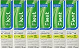 Fleet Saline Laxative Enema 7.8 oz (pack of 6)