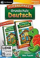 Aufbaupaket Grundschule Deutsch. Fuer Windows 7/8/10