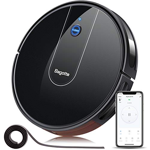 Cheapest Prices! Robot Vacuum - 1600PA Wi-Fi Connected APP Schedule Cleaning Robotic Vacuum Cleaner ...