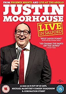 Justin Moorhouse - Live In Salford