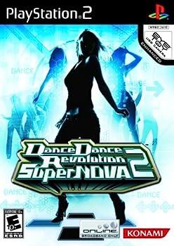 Dance Dance Revolution SuperNova 2 - PlayStation 2  Game