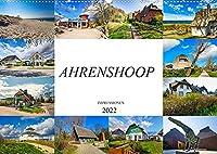 Ahrenshoop Impressionen (Wandkalender 2022 DIN A2 quer): Zwoelf eindrucksvoll schoene Bilder von Ahrenshoop (Monatskalender, 14 Seiten )
