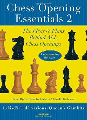 Chess Opening Essentials: 1.d4-d5 / 1.d4-various / Queen's Gambits, Vol. 2