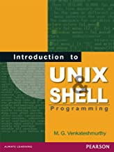 Best introduction to unix and shell programming Reviews