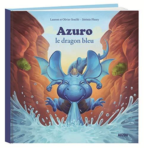 Azuro le dragon bleu (grand format) (MES...