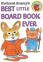 [Richard Scarry's Best Little Board Book Ever (Richard Scarry's Busy World)] [Scarry, Richard] [July, 2013]