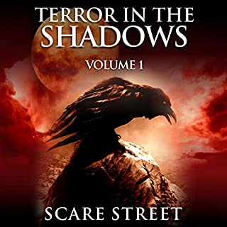 Terror in the Shadows: Horror Short Stories Anthology     Scare Street Horror Short Stories, Book 5              De :                                                                                                                                 A.I. Nasser,                                                                                        Ron Ripley,                                                                                        Sara Clancy,                   and others                          Lu par :                                                                                                                                 Thom Bowers                      Durée : 6 h et 1 min     Pas de notations     Global 0,0