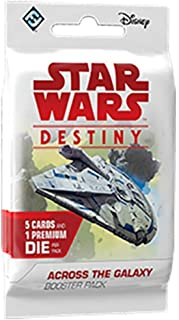 Star Wars Destiny Across The Galaxy Booster Box Card Game