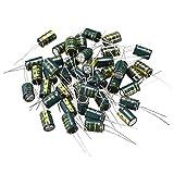 paquete de 5 5 X 16V 2200UF Condensador electrolítico de aluminio 105C 26mm X 14mm