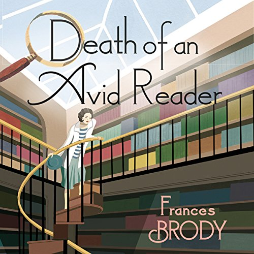 Death of an Avid Reader cover art