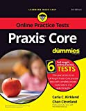 Praxis Core For Dummies, with Online Practice, 3rd Edition
